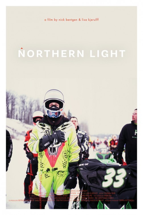 Northern Light: la locandina del film