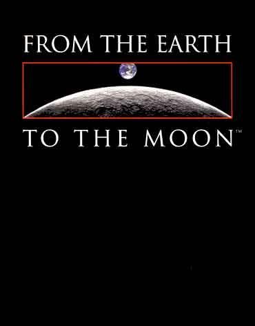 La locandina di From the Earth to the Moon