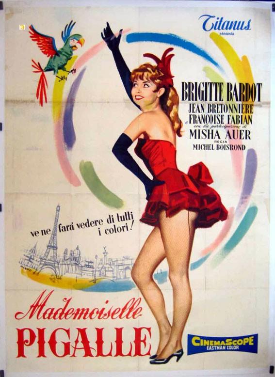 Risultati immagini per Mademoiselle Pigalle