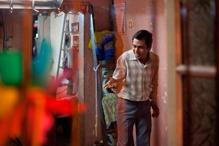 Bombay Talkies - una scena del film