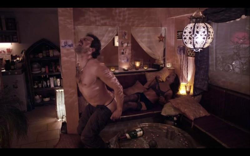 edeon Burkhard in Ohne Gnade, commedia tedesca del 2013