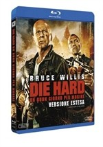 La copertina di Die Hard - Un buon giorno per morire (blu-ray)