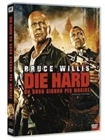 La copertina di Die Hard - Un buon giorno per morire (dvd)