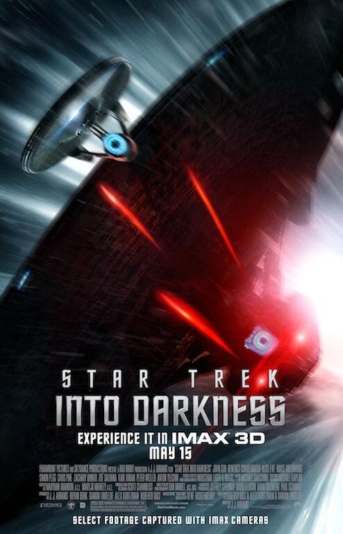 Star Trek Into Darkness: un nuovo suggestivo poster
