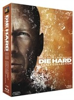La copertina di Die Hard - Legacy Collection (blu-ray)