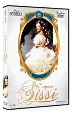 La copertina di La principessa Sissi (dvd)
