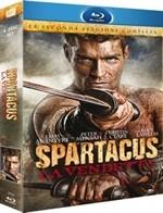 La copertina di Spartacus - La vendetta - Stagione 2 (blu-ray)