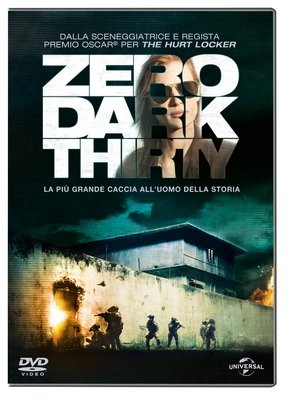 La copertina di Zero Dark Thirty (dvd)