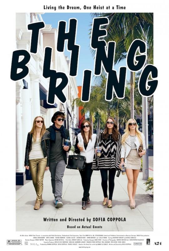 The Bling Ring: la nuova locandina del film
