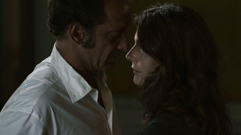 Bastards: Vincent Lindon e Chiara Mastroianni in una scena