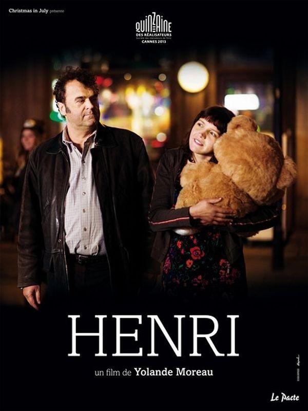 Henri: la locandina del film