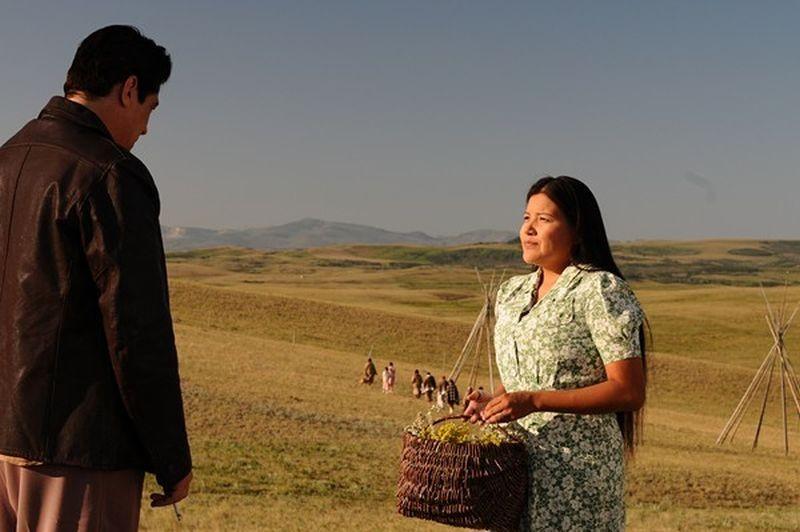 Jimmy P. (Psychotherapy of a Plains Indian) : una scena del film