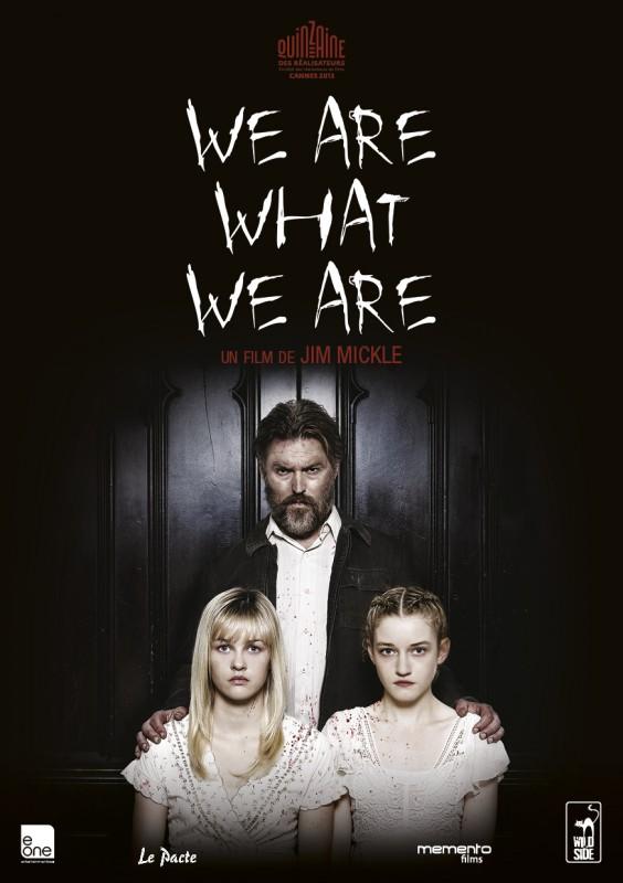 We Are What We Are: la locandina