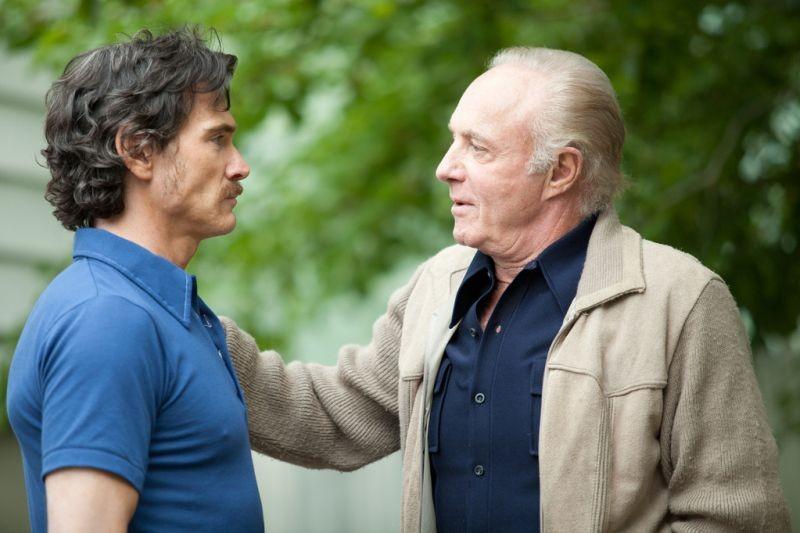 Blood ties: Billy Crudup insieme a James Caan in una scena del film