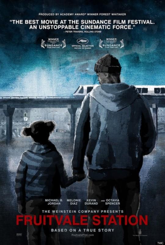 Fruitvale Station: la nuova locandina del film