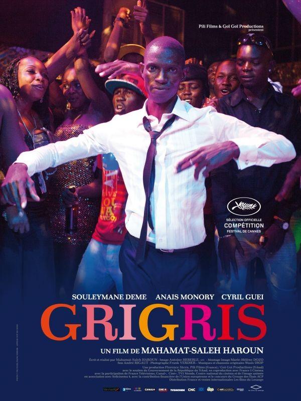 Grigris: la locandina del film
