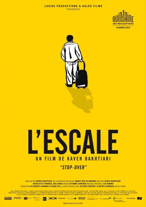 L'Escale: la locandina del film
