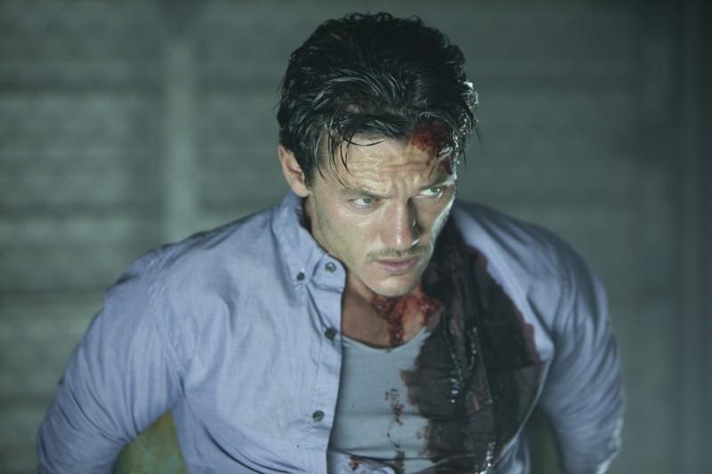 Luke Evans in No One Lives, del 2013