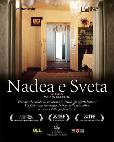 Nadea e Sveta: la locandina del film