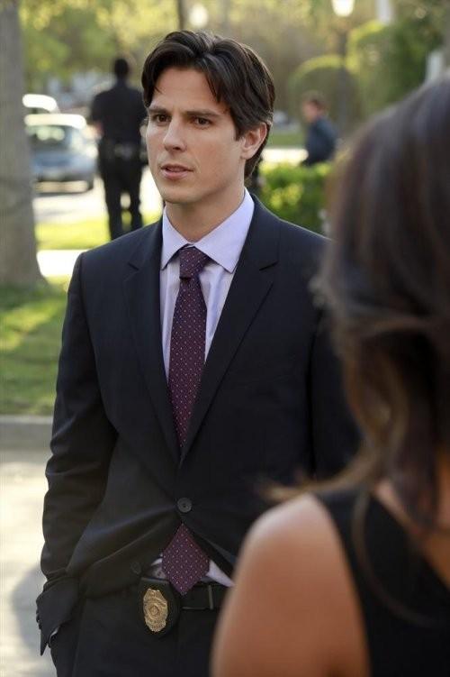 Pretty Little Liars: Sean Faris in un'immagine della quarta stagione
