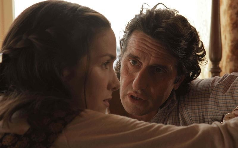 Wakolda:Natalia Oreiro e Diego Peretti in una scena