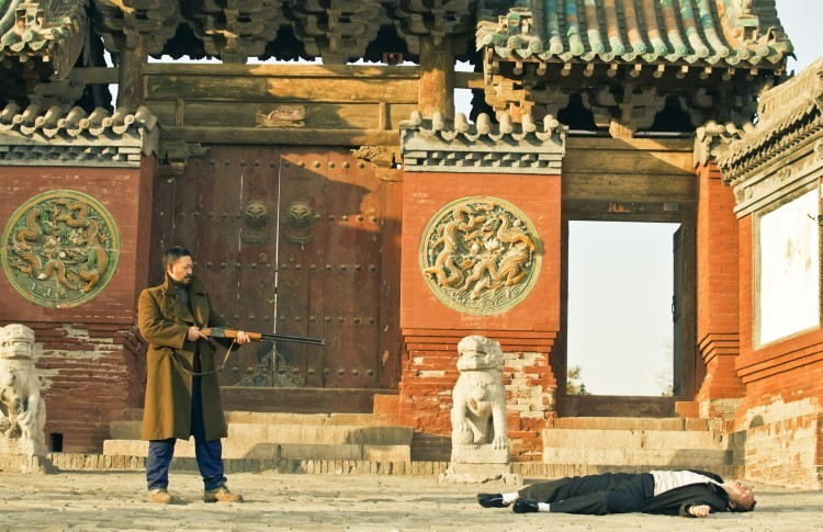 A Touch of Sin: Wu Jiang in una scena
