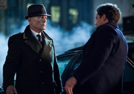 Fringe: Michael Kopsa e Joshua Jackson nell'episodio An Enemy of Fate