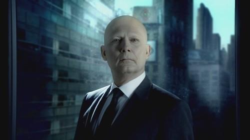 Fringe: Michael Kopsa in un momento dell'episodio The Human Kind