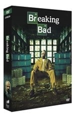 La copertina di Breaking Bad - Stagione 5 (dvd)