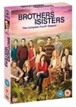 La copertina di Brothers & Sisters - Stagione 4 (dvd)