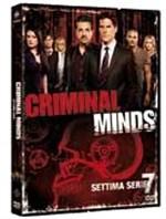 La copertina di Criminal Minds - Stagione 7 (dvd)