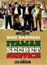 La copertina di Italian Secret Service (dvd)