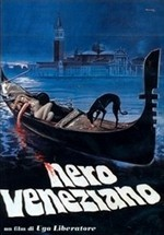 La copertina di Nero veneziano (dvd)