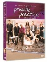 La copertina di Private Practice - Stagione 3 (dvd)