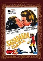 La copertina di Sarabanda tragica (dvd)