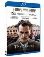 La copertina di The Master (blu-ray)