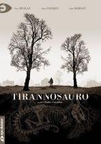 La copertina di Tirannosauro (dvd)
