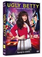 La copertina di Ugly Betty - Stagione 3 (dvd)