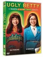 La copertina di Ugly Betty - Stagione 4 (dvd)