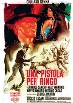 La copertina di Una pistola per Ringo (dvd)