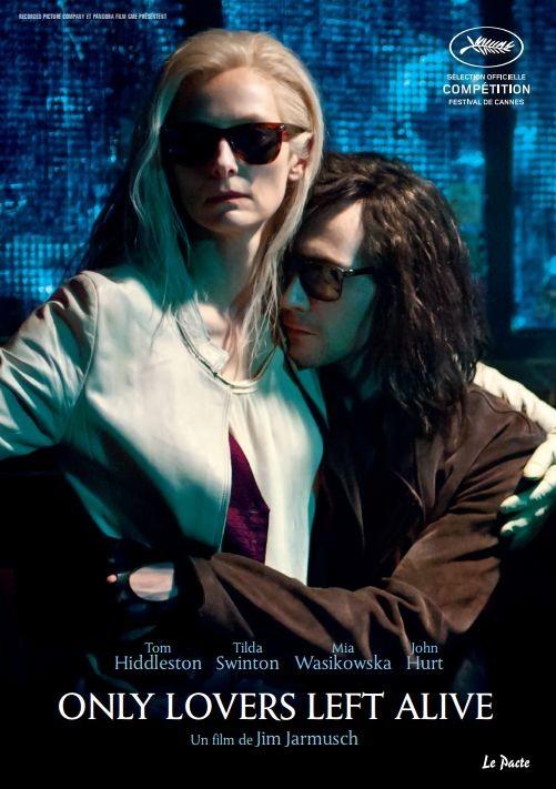 Only Lovers Left Alive: la locandina del film