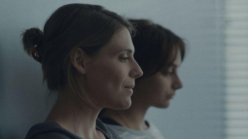 Sarah préfère la course: Hélène Florent in un primo piano tratto dal film