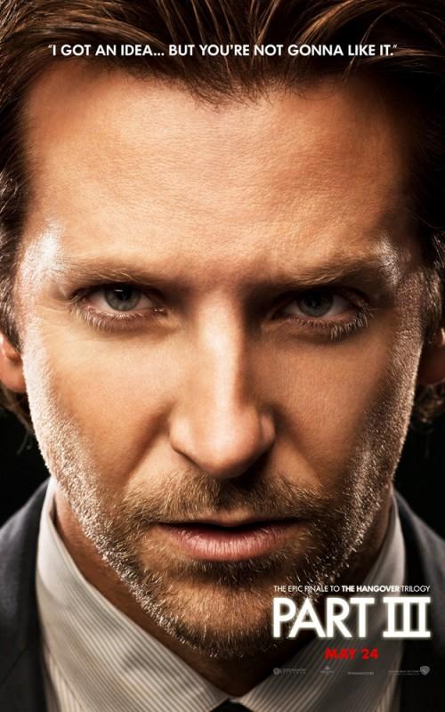 Una notte da leoni 3: nuovo character poster per Bradley Cooper