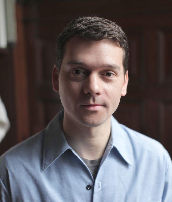 Blue Ruin: il regista del film Jeremy Saulnier in una foto promozionale