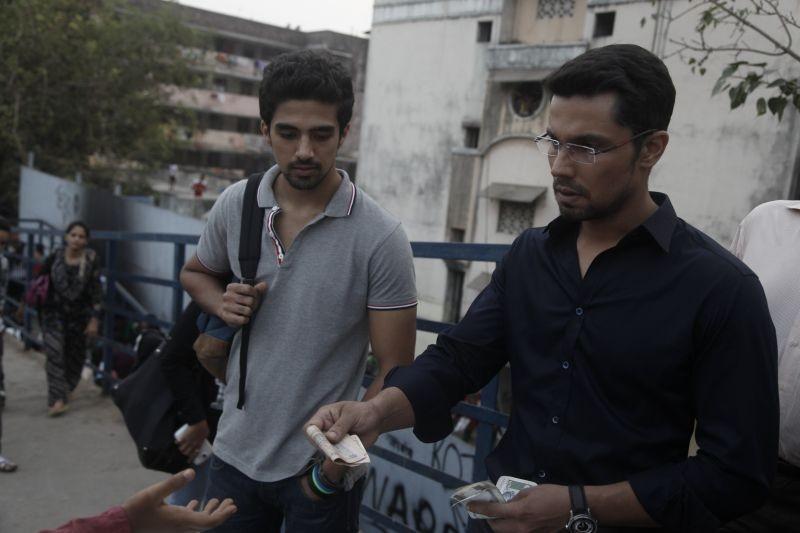 Bombay Talkies: una scena tratta del film