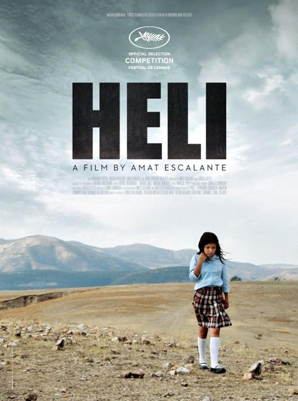 Heli: il poster del film