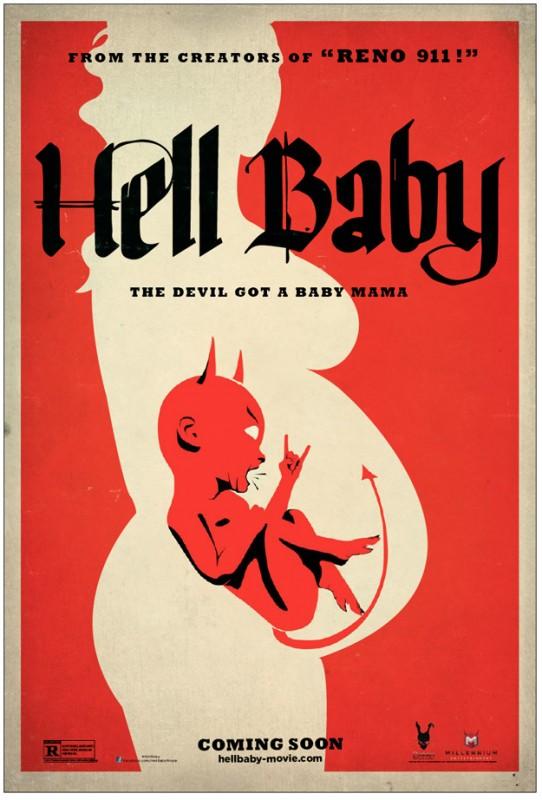Hell Baby: la locandina del film