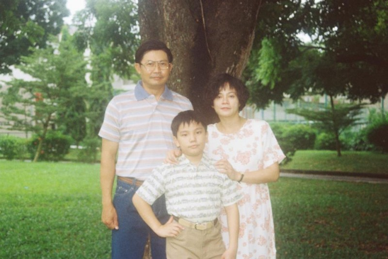 Ilo Ilo: una foto di famiglia tratta dal film