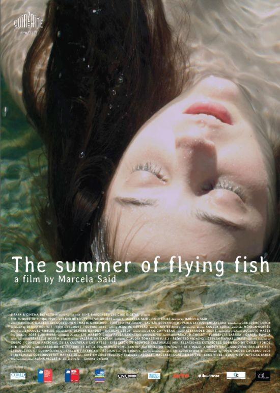 L'Eté des poissons volants: la locandina internazionale