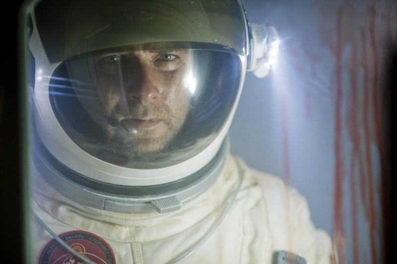 Last Days on Mars: Liev Schreiber in una scena
